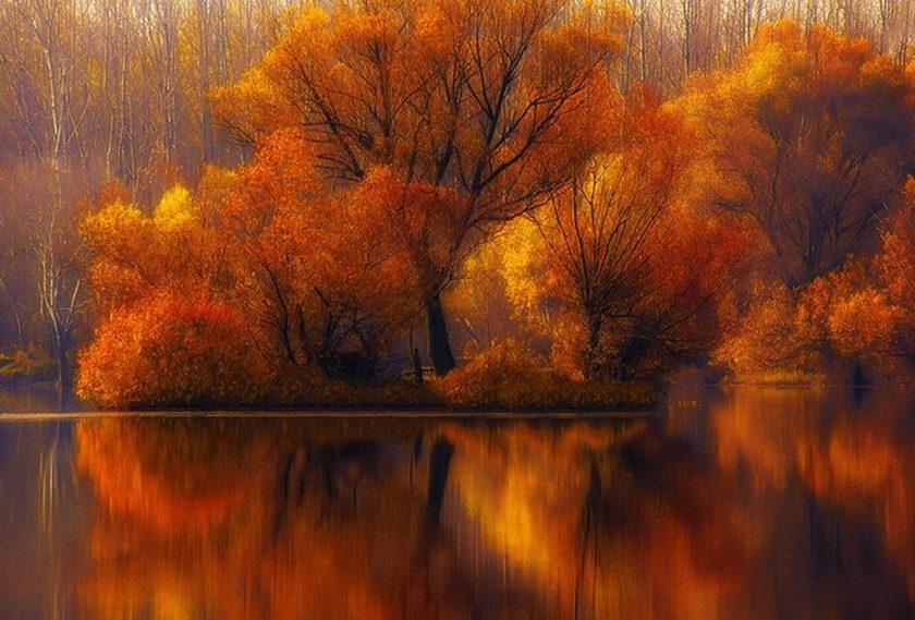 Какая же осень без А.С.Пушкина