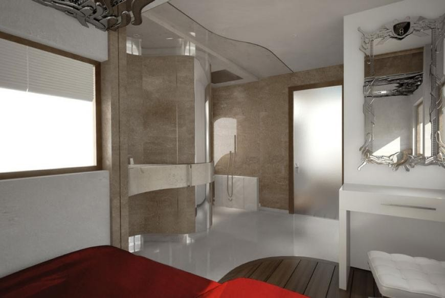 """Самые дорогие апартаменты на колесах """"Elemment Palazzo"""""""
