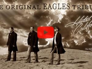 Hotel California - The Eagles (с текстом песни) — слушать